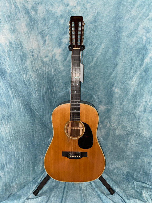Martin D-35 12 String 1967 Natural/Brazilian Rosewood