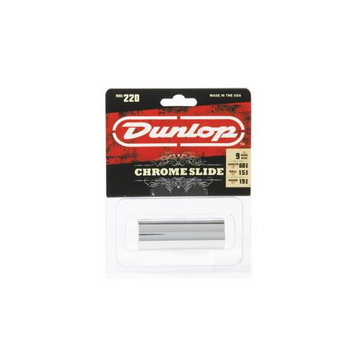 Dunlop DUNLOP CHROME MEDIUM WALL MEDIUM SLIDE