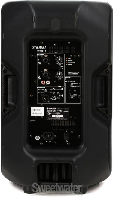 Yamaha Yamaha DBR12 800W 12 inch Powered Speaker