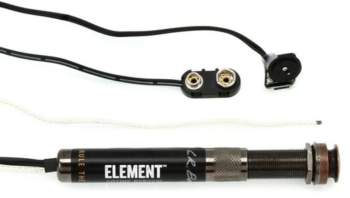 LR Baggs Element Active System Acoustic Guitar Undersaddle Pickup