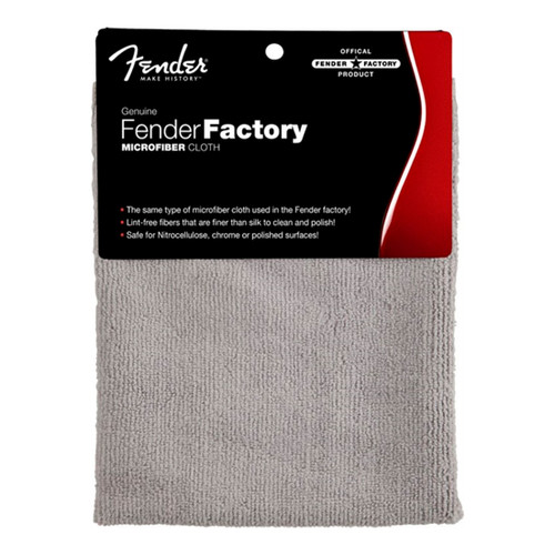 Fender FENDER® FACTORY MICROFIBER CLOTH