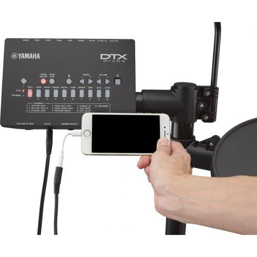 Yamaha DTX402K ELECTRONIC DRUM SET