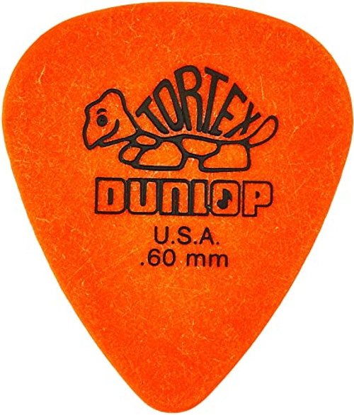 Dunlop TORTEX® STANDARD PICK .60MM