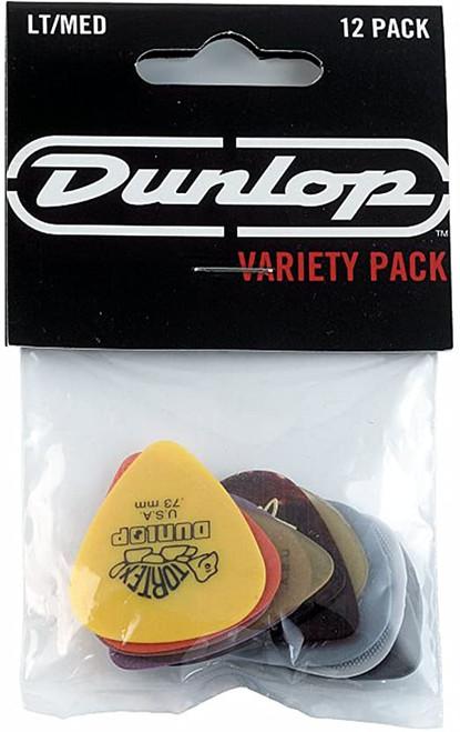 Dunlop GUITAR PICK LT/MD VARIETY PACK
