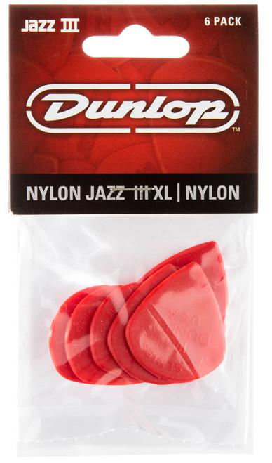 Dunlop JAZZ III NYLON PICK