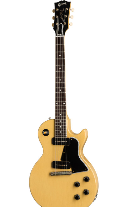 Gibson 1957 Les Paul Special Single Cut Reissue 2021 TV yellow