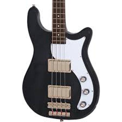 Epiphone Embassy Bass  Graphite Black