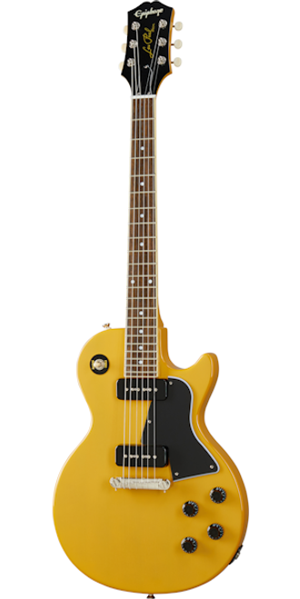 Les Paul Special - TV Yellow