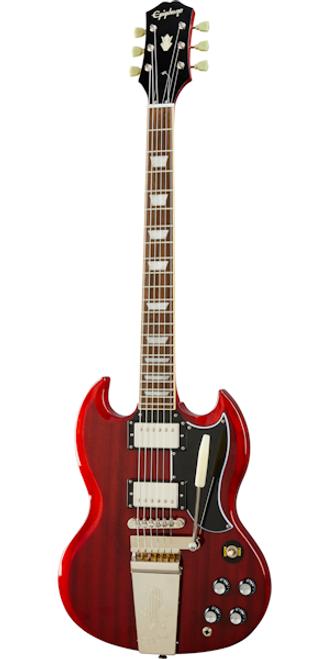 SG Standard 60s Maestro Vibrola - Vintage Cherry