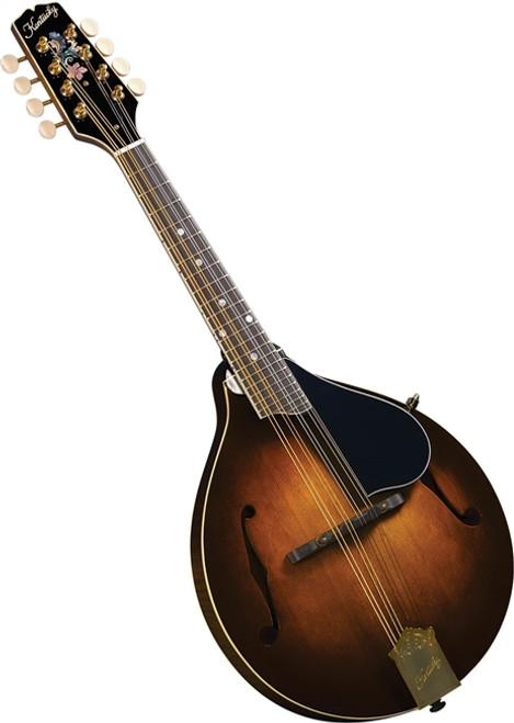 KM-500 Artist A-Model Mandolin – Vintage Sunburst