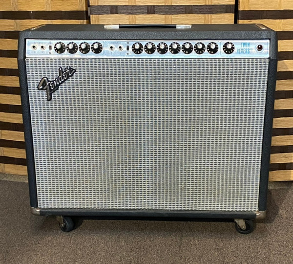 1975 Twin Reverb