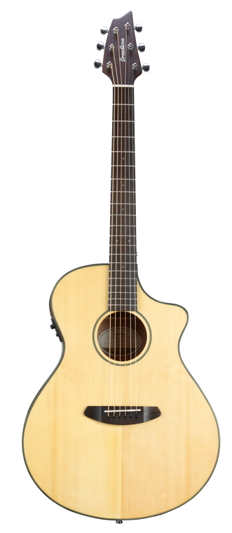 Breedlove Discovery Concert CE Cutaway Acoustic/Electric Guitars Gloss Natural