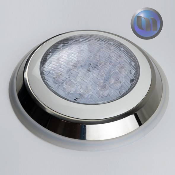 Swimming Pool LED Light RGB + Controller + Power - Very Powerful Colour Light
