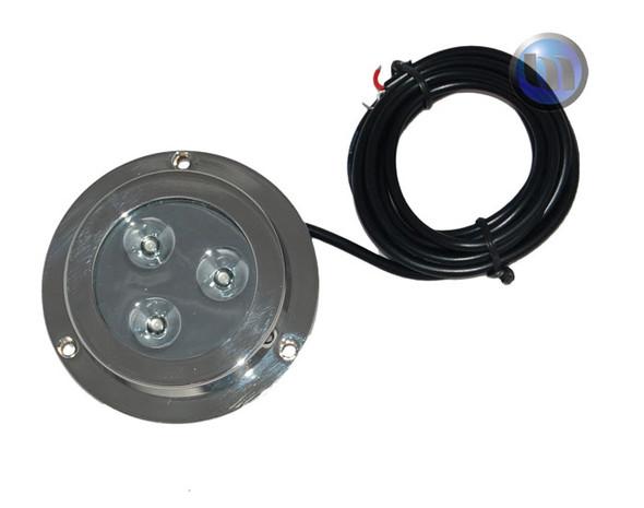 6W Underwater LED Boat Light