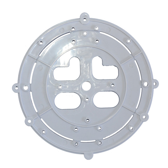 Retro fit mounting plate