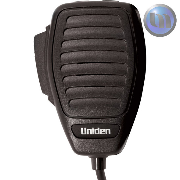 Uniden Transceiver Microphone  - 8-Pin  - Push To Talk / Call / Install
