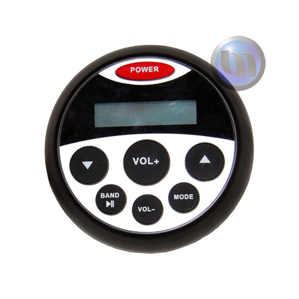 Marine Waterproof Audio Kit MP3/USB/AM/FM/Ipod NEW Latest Boat Stereo Compact
