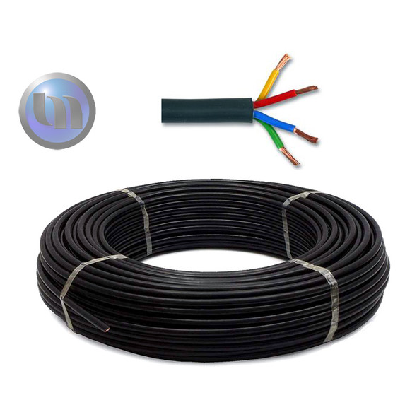 RGB 4 Core Cable High Quality - Price Per 1m