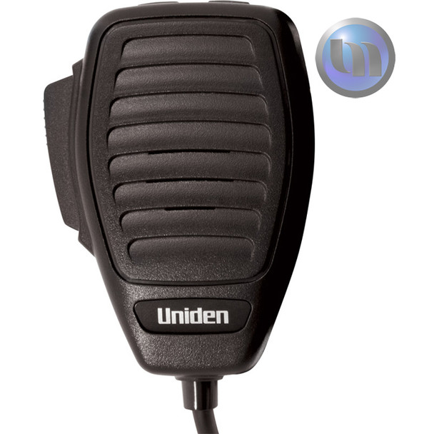 UNIDEN Transceiver Microphone - Suits: UH089NB Only -  Push To Talk / Call / Install - 4-Pin