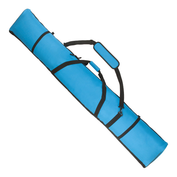 Padded Ski Bag - 195cm - Quality Design Blue or Black