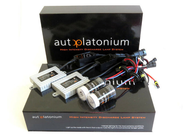 New HID Headlight Conversion Kit Available in either 35w or  55w -  H1, H3, H7, H8, H9, H10, H11, HB3 9005, HB4 9006, 6000K or 8000K