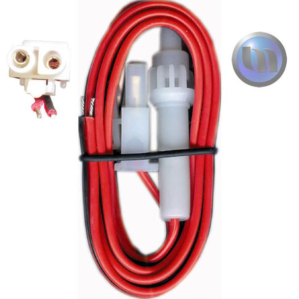 Uniden 2-PIN DETACHABLE DC POWER CABLE