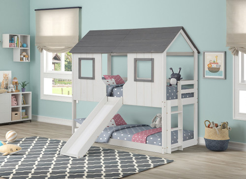 Lookout Loft Bed Slide
