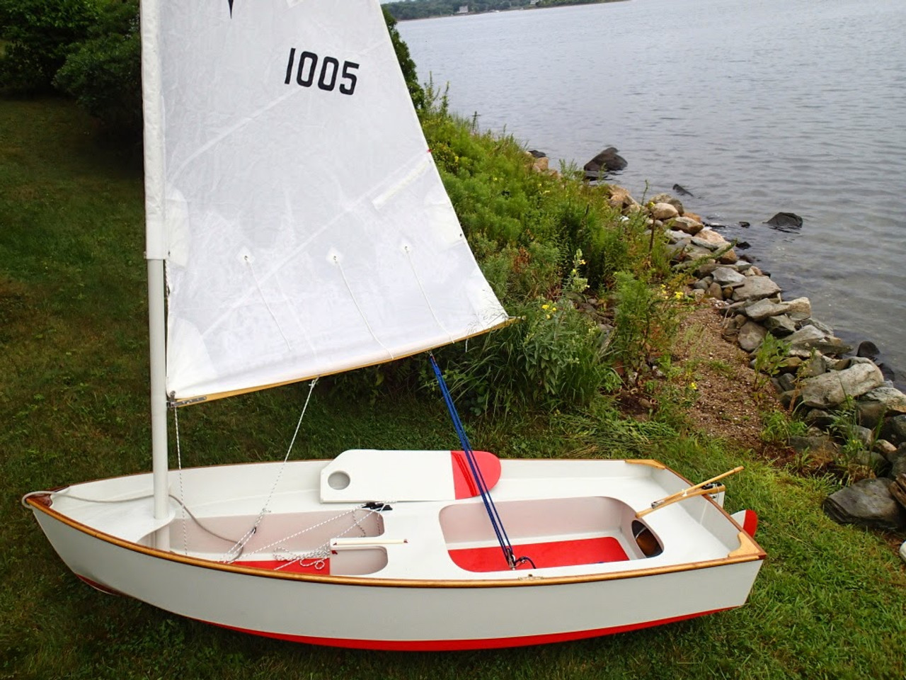 Spindrift Dinghy Plans