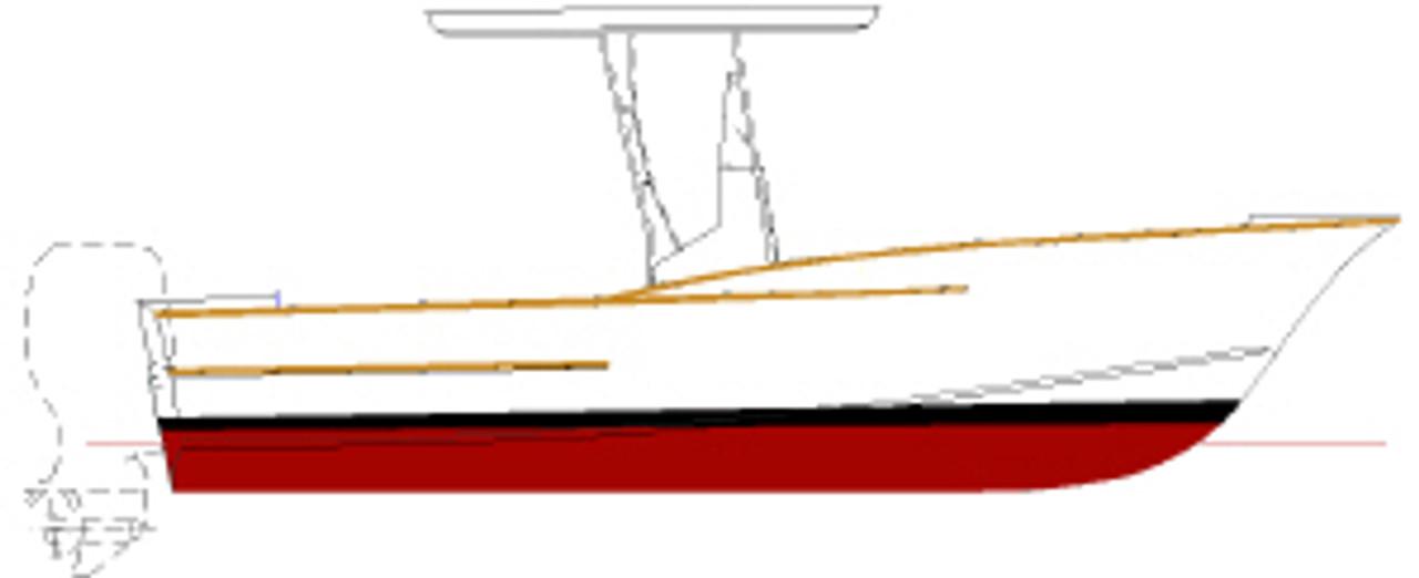 Ocracoke 24 Plans