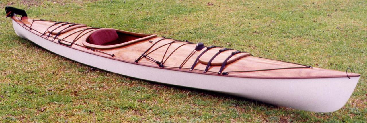 "'Diva' 15' 8"" Kayak  Plans"