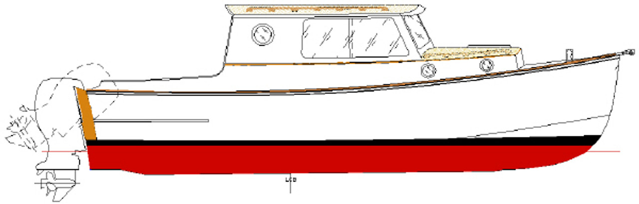 Outer Banks 24' Plans