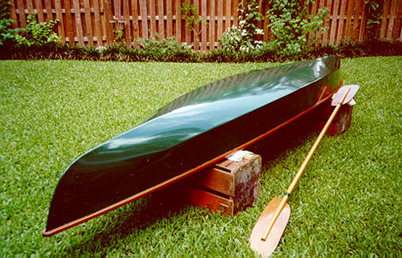 Flyfisher 13' Canoe Plans
