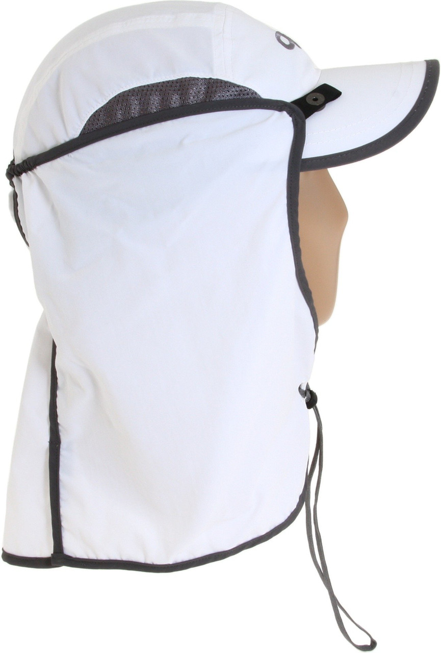 Outdoor Research Sun Runner Cap, White, Small