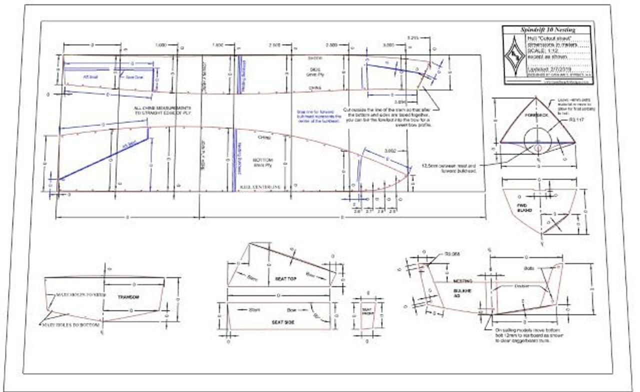 S10-Nesting  Digital Plans