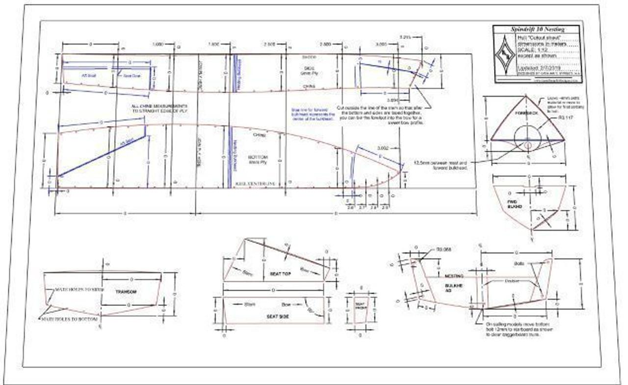 S-12 Digital Plans