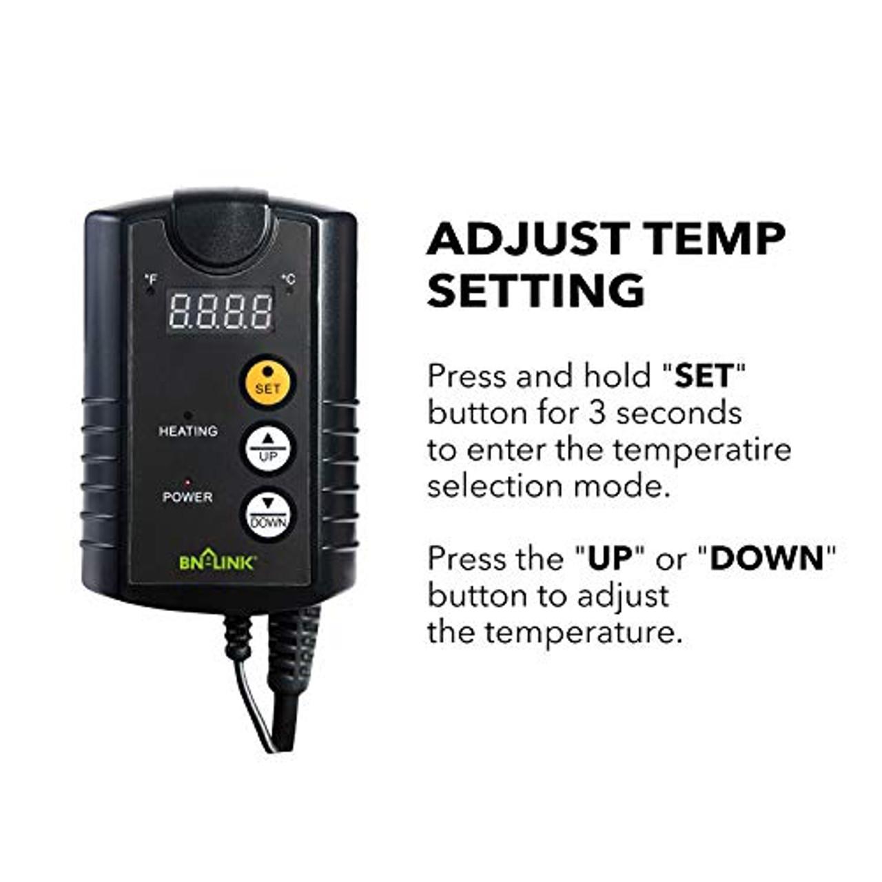 Digital Thermostat Controller