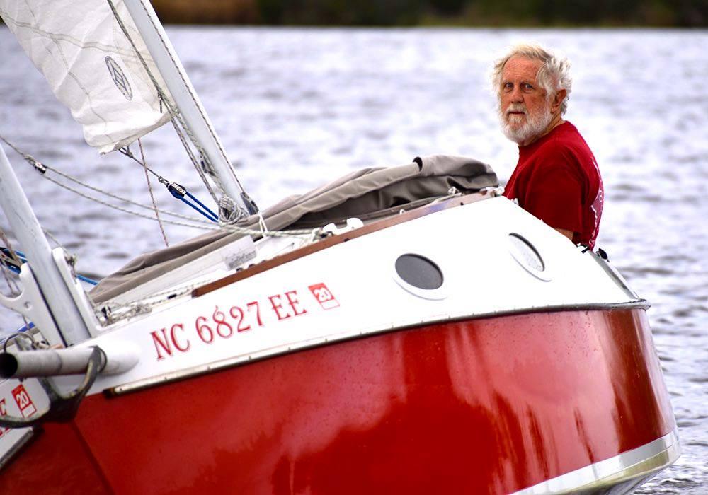 """Liv'n Large!"", Graham's Sailing Adventure"