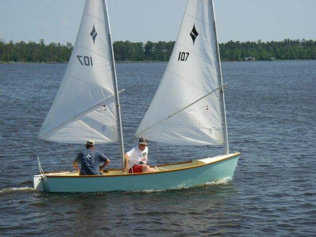 Bay River Skiff  V.S. Core Sound 17