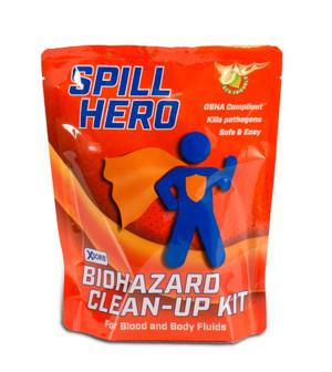 BK107 Kit - Spill Hero Biohazard Response Kit