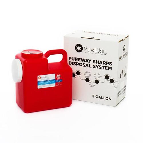 PureWay 2-gallon single system Item# 40002