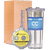 Hg5-002-CR - Replacement collection Container with Recycle Kit for Hg5 Amalgam Separator (Legacy)