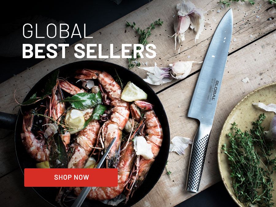 Global Knives Best Sellers - Cooks Knife