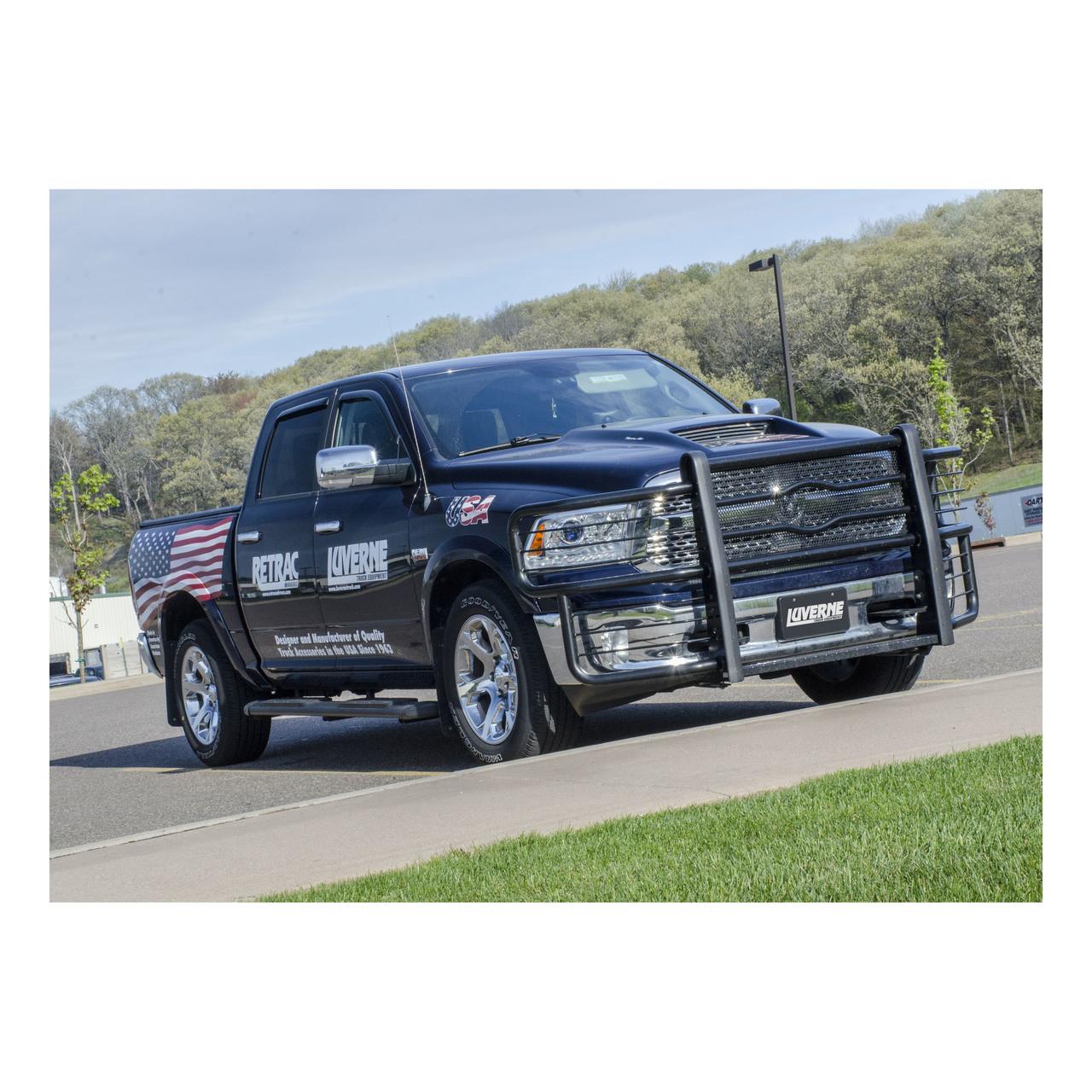 "115mm Dodge Ram 1500 Pick-up 2010–2018 Hitch Towbar Tow Adapter 2"" Tongue Ball"
