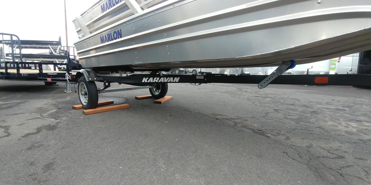 Karavan Klasic Bunk Boat Trailer Kbe 1250 46 Galvanized 500