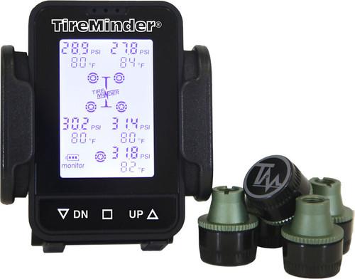 2pk Minder Research TM-FLO-THRU TireMinder Flow-Through Adapter
