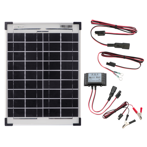 Zamp Solar 20-Watt Kit Kit #ZS-20-PPK