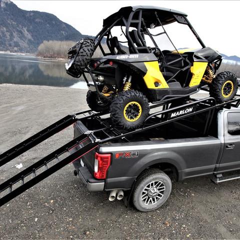 Marlon Xplore Side X Side Deck Sxs Bendtrailers Com