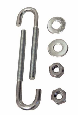 UWS J-Bolts For Toolbox (2 Per Package) #-J-BOLT