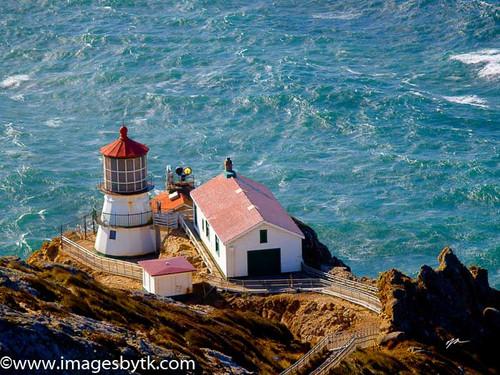 Point Reyes Lighthouse- California