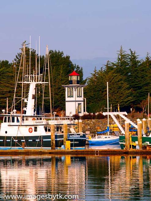 Table Bluff Lighthouse - Eureka- California